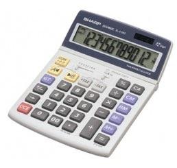 Kalkulačky stolové