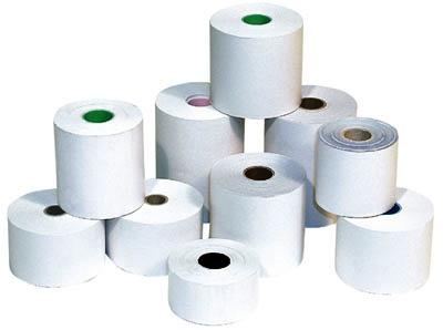 Papierové kotúčiky
