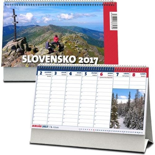 Kalendáre stolové