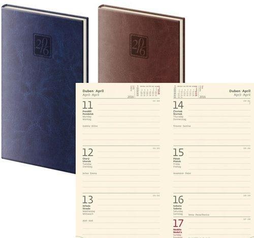 Kalendáre, diáre, novoročenky