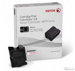 Xerox originál ink 108R00961, black, 17300str., Xerox ColorQube 8870, 8880