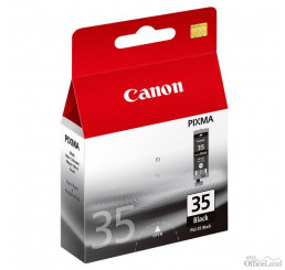 Canon originál ink PGI35BK, black, 191str., 9.3ml, 1509B001, Canon Pixma iP100