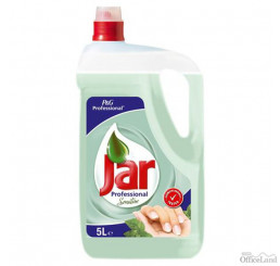 Jar Professional 5000ml sensitive Tea tree & Mint