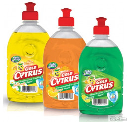 GOLD Cytrus 500ml