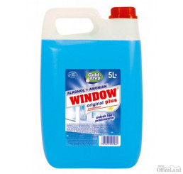 WINDOW plus 5L alkohol+amoniak