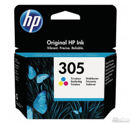 HP originál ink 3YM60AE#301, tri-colour, blister, 100str., HP 305, HP DeskJet 2300, 2710, 2720, Plus 4100