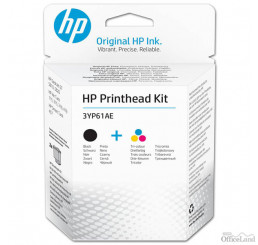 HP originál replacement kit 3YP61AE, black/color, HP DeskJet GT 5810, 5820, Ink Tank 115, 315, 319, 410, Replacement Kit