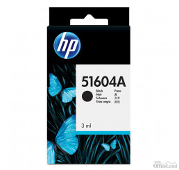 HP originál ink 51604A, black, HP ThinkJet