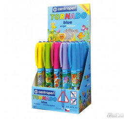 Displej Centropen Tornado BLUE 20 ks