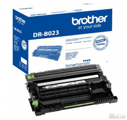 Brother originál válec DRB023, black, 12000str., Brother DCP-B7520DW, HL-B2080DW, MFC-B7715DW
