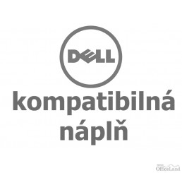 Kompatibil Dell toner 593-10102, black, 6000s, K3756, return, high capacity, Dell 1700, 1710N