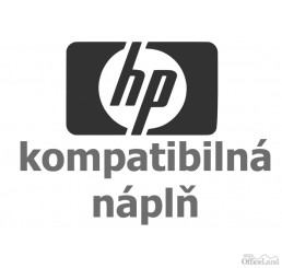 Kompatibil Atramentová cartridge HP  C4844AE, black, No.10