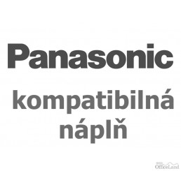 Kompatibil Panasonic toner KX-FAT411E, black, 2000str., Panasonic KX-MB2000, 2010, 2025, 2030, 2061