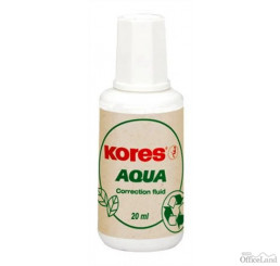 Korekčný lak Kores Aqua 20ml
