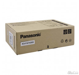 Panasonic originál toner KX-FAT430X, black, 3000str., Panasonic KX-MB 2230, O