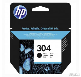 HP originál ink N9K06AE#301, HP 304, black, blister, 120str., HP DeskJet 2620,2630,2632,2633,3720,3730,3732,3735