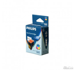 Philips originál ink PFA 531, black, Philips MF-505, 440, 450, 485, 500