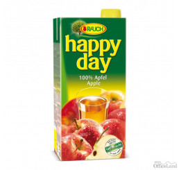 Džús Happy Day Jablko 100% 2l
