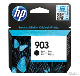 HP originál ink T6L99AE, HP 903, black, 300str., HP Officejet 6962,Pro 6960,6961,6963,6964,6965,6966