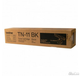 Brother originál toner TN11BK, black, 8500str., Brother HL-4000CN