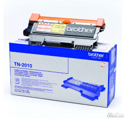 Brother originál toner TN2010, black, 1000str., Brother HL-2130, DCP-7055