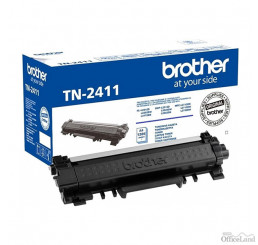 Brother originál toner TN2411, black, 1200str., Brother DCP-L2532DW, DCP-L2552DN, HL-L2312D, HL-L2352DW