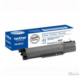 Brother originál toner TNB023, black, 2000str., Brother DCP-B7520DW, HL-B2080DW, MFC-B7715DW