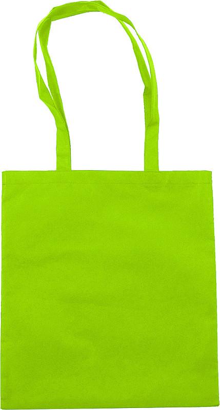 ALBÍNA nákupná taška, sv.zelená