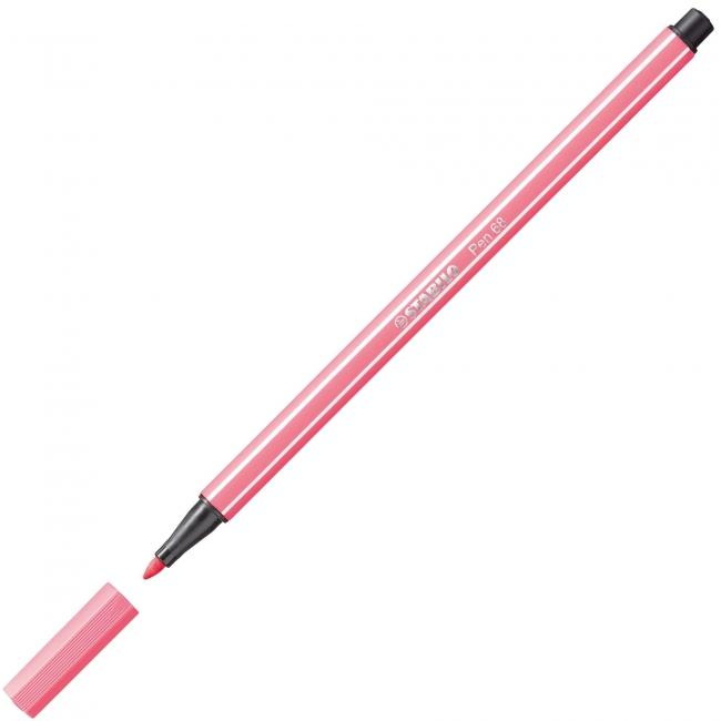 Popisovač STABILO Pen 68 ružový